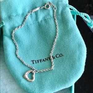 Beautiful Tiffany & Co. bracelet.